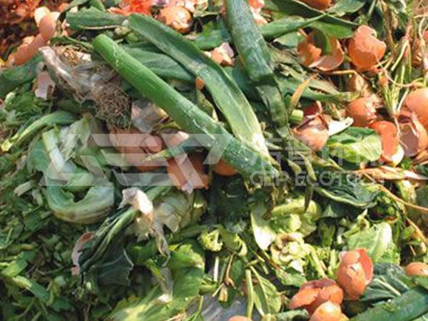菜市场垃圾破碎工艺介绍,菜市场垃圾处理方案