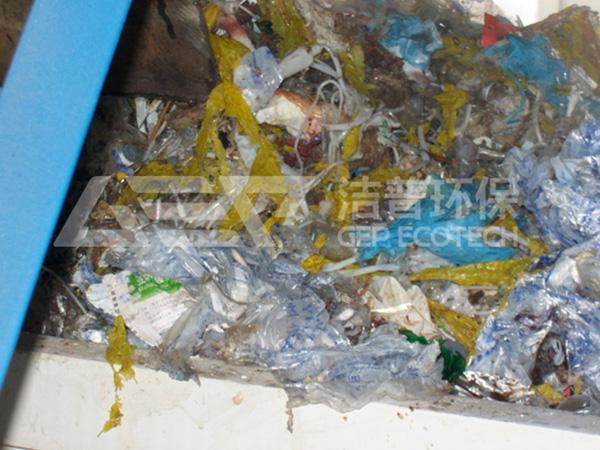 医疗废弃物垃圾破碎机