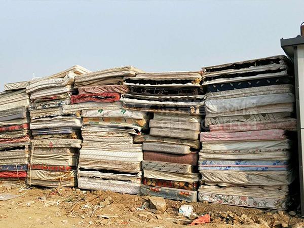 成都市大件垃圾分拆中心,大件垃圾破碎分选生产线为您助力