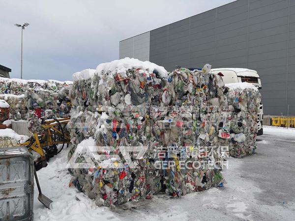 废旧塑料再生生产线,大型塑料破碎生产线设备