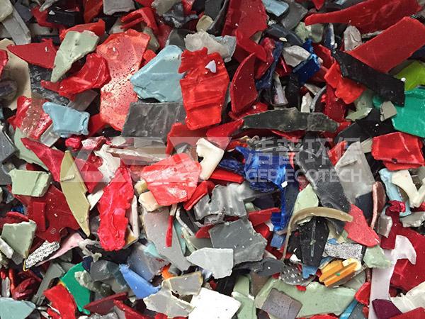 塑料破碎机型号