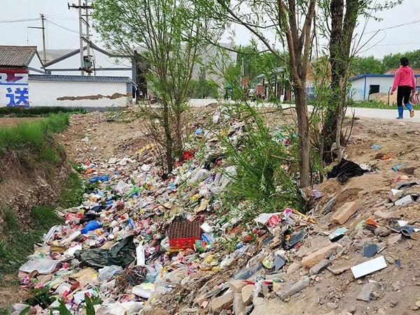 既有困境又有前景 农村垃圾处理提振乡村振兴
