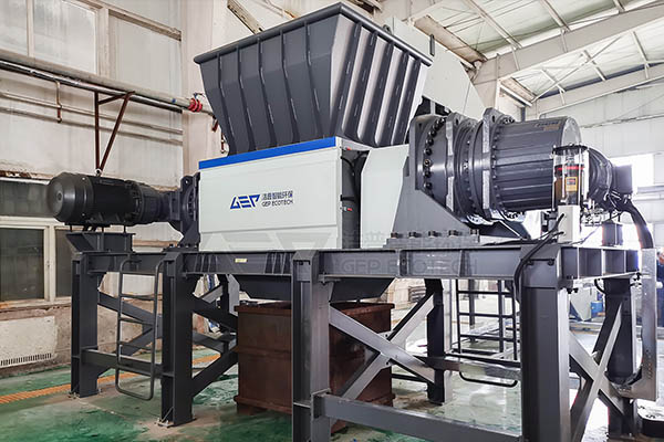 ibc吨桶破碎回收处置生产线,废吨桶处置工艺流程介绍