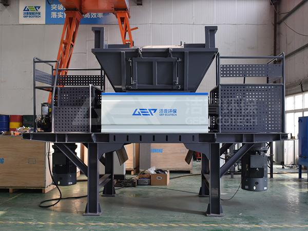 大型垃圾破碎机价格,大型垃圾破碎机处理系统厂家
