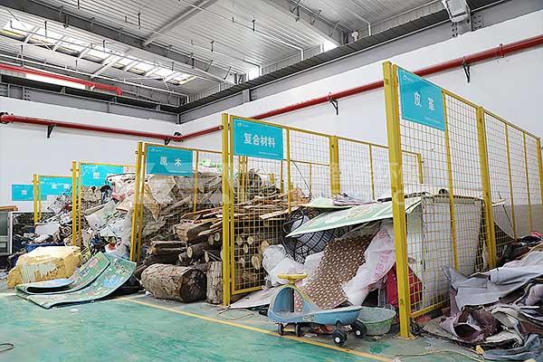 建设大件垃圾处理生产线成本如何核算