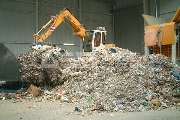 生活垃圾粉碎机