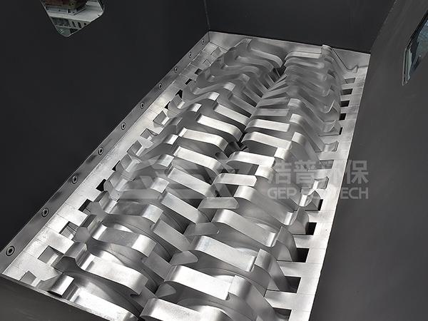 剪切式破碎机型号有哪些?剪切式破碎机工作原理及图片
