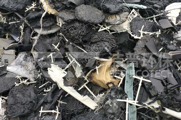 废旧破碎塑料