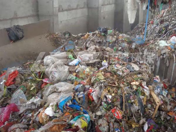 生活垃圾处理生产线