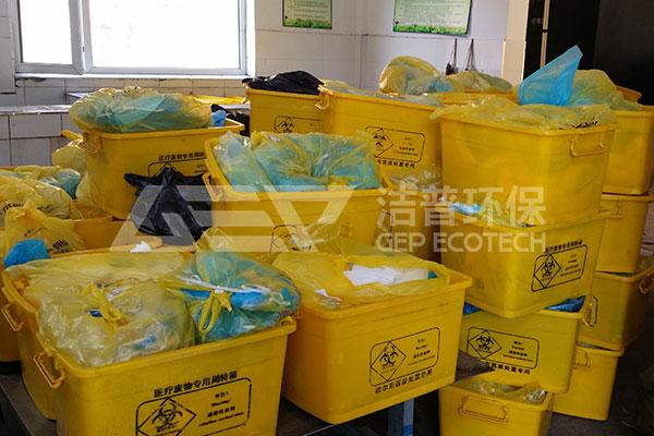 医用垃圾处理设备价格,医疗垃圾处理设备品牌厂家