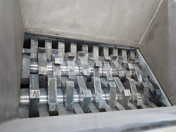剪切式垃圾破碎机优缺点,剪切式破碎机工作原理介绍