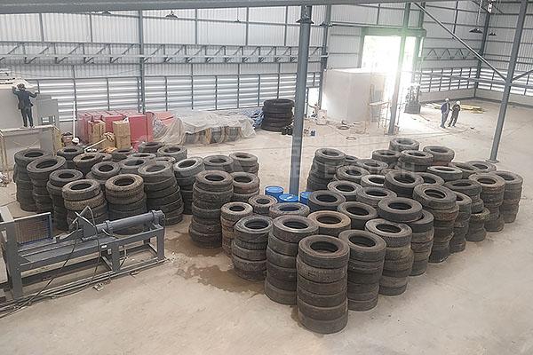 轮胎撕碎机图片及价格,废轮胎撕碎机价格表介绍