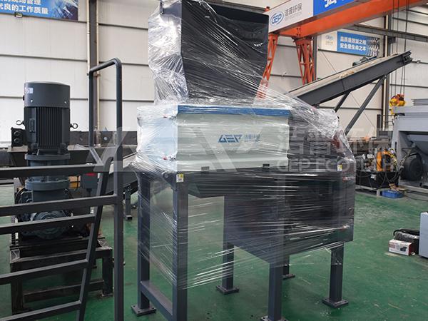 锂电池破碎机处理系统,电子垃圾破碎工艺流程介绍