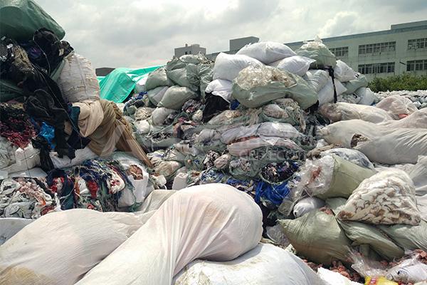 废皮革破碎回收利用方案,工业皮革破碎工艺流程介绍