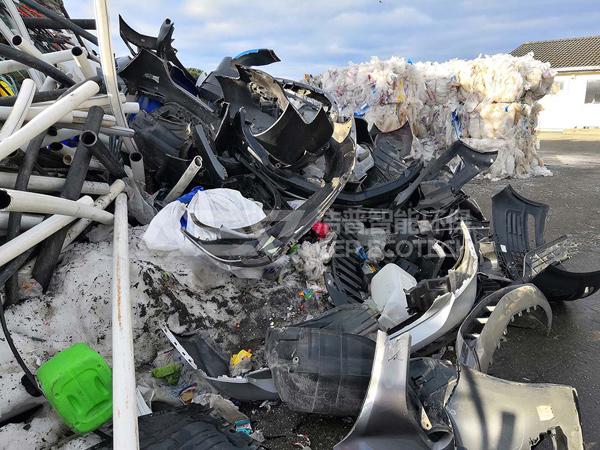 塑料破碎机成套设备,塑料破碎机可以破碎哪些塑料?