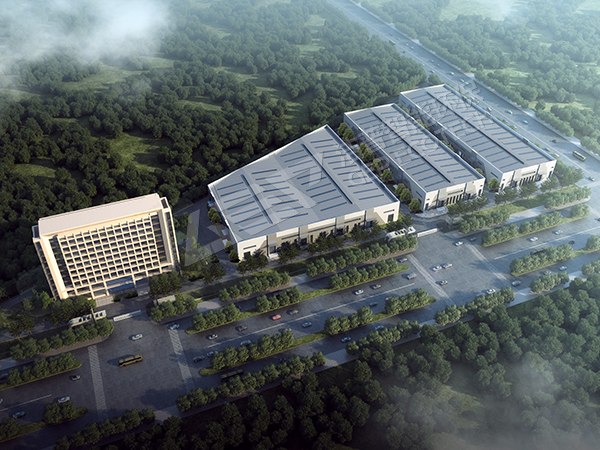 洁普智能环保装备建设项目盛大开工
