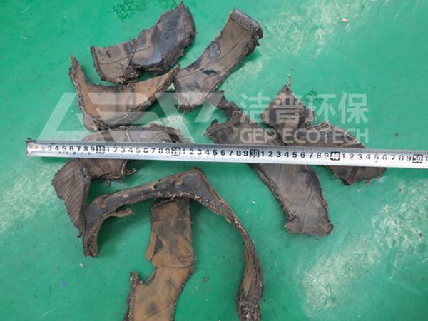 废旧轮胎破碎裂解生产线,附旧轮胎破碎裂解工艺流程