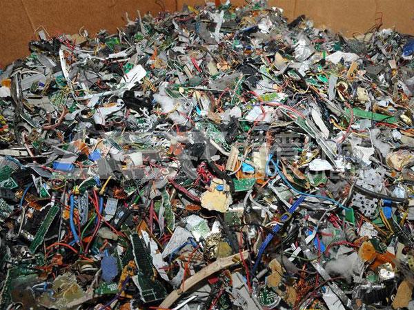 电路板破碎分离分选设备,废旧电路板回收处理工艺流程