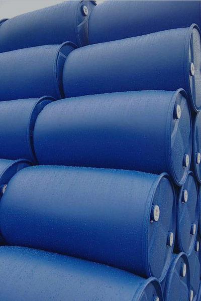 工业大蓝桶